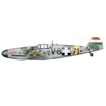 Messerschmitt Bf 109 G-6 - Hungarian Air Force